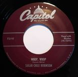 "45 Re ✦SUGAR CHILE ROBINSON✦ ""Whop Whop/Go Boy Go/Numbers Boogie"" Piano Boogie ♫"